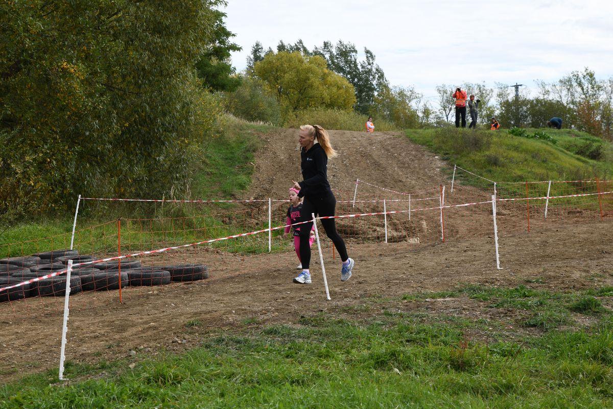 Běžecký terénní závod přes překážky Race for Juniors Rokycany f