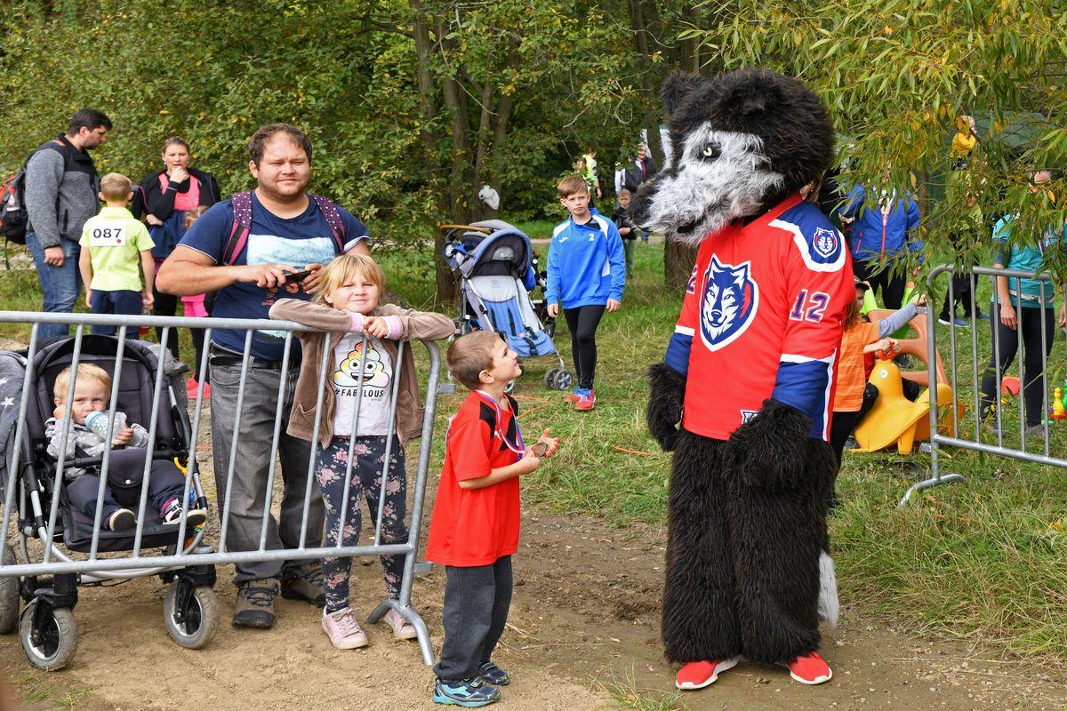 Běžecký terénní závod přes překážky pro děti Race for Juniors Rokycany c