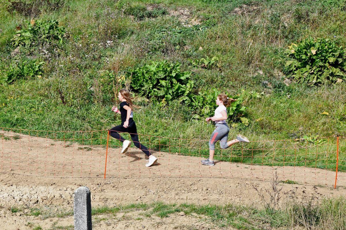 Běžecký terénní závod přes překážky pro děti Race for Juniors Rokycany v