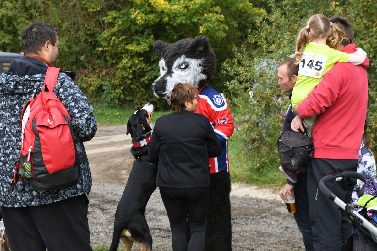 Race for Juniors Rokycany - běžecký závod