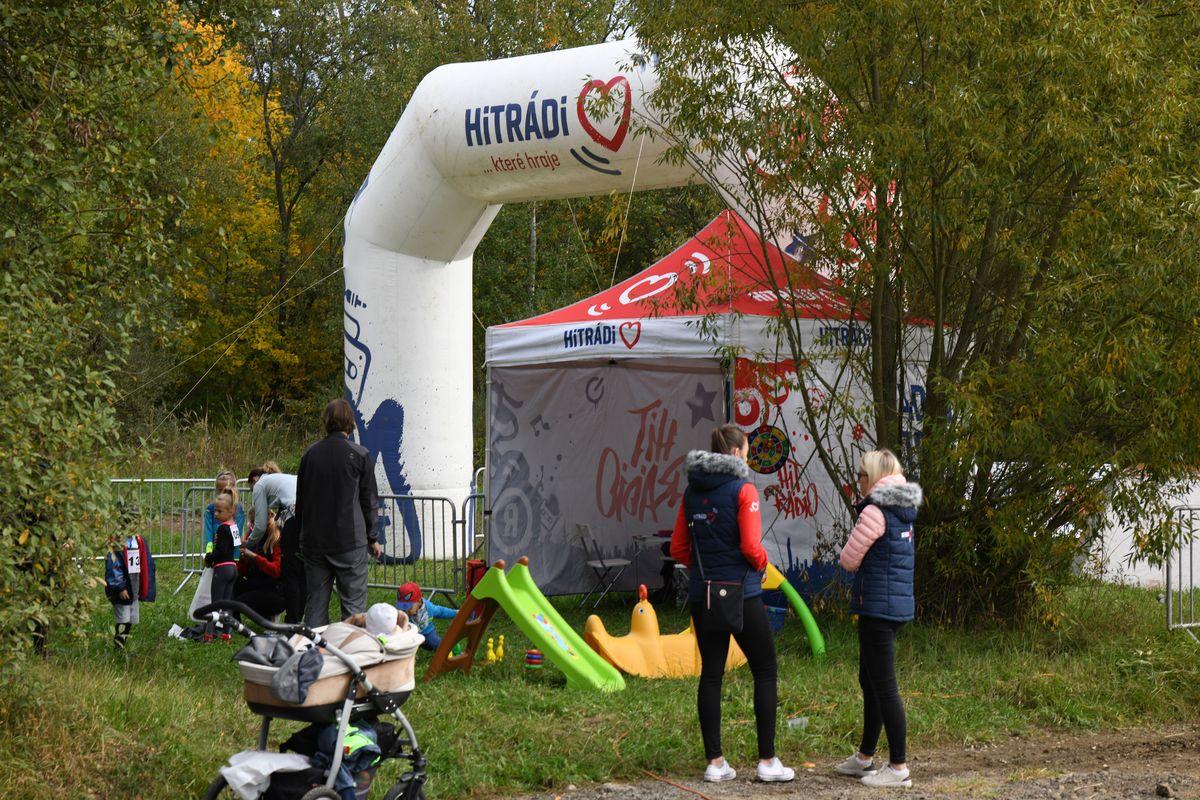 Race for Juniors Rokycany - běžecký závod pro děti v Rokycanech