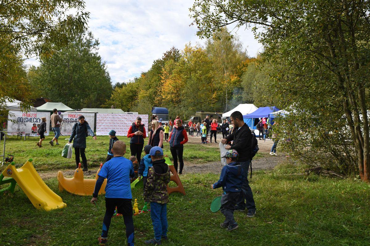 Race for Juniors Rokycany - běžecký závod pro děti