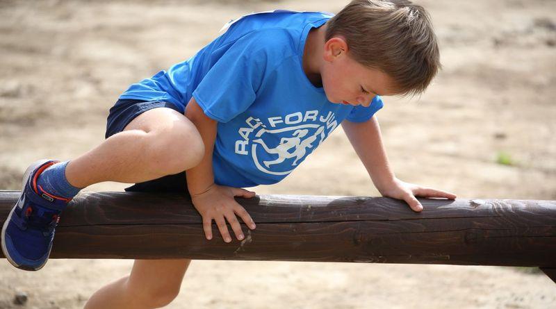 PT Servis - dodavatel produktů sportovní výživy pro závody Race for Juniors
